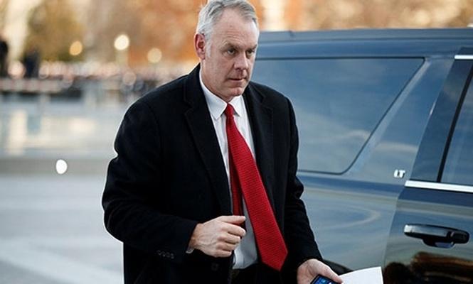 ABD İçişleri Bakanı görevini bırakıyor!