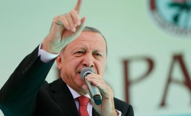 Erdoğan`dan Münbiç açıklaması: Oraya da girilecek!