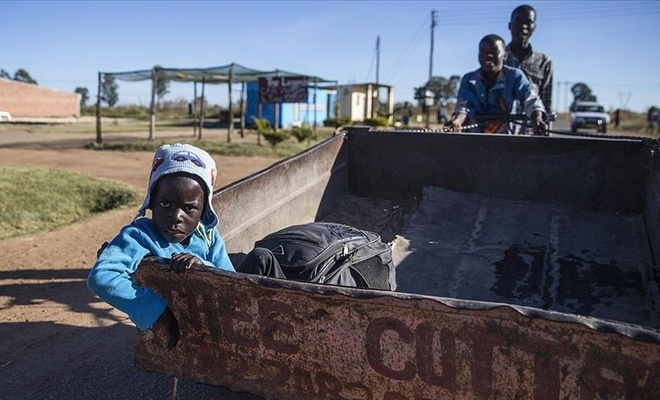 Afrika'nın 'tahıl ambarı' açlığa mahkum oldu