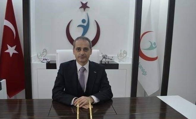 Diyarbakır İl Sağlık Müdürü Korona oldu