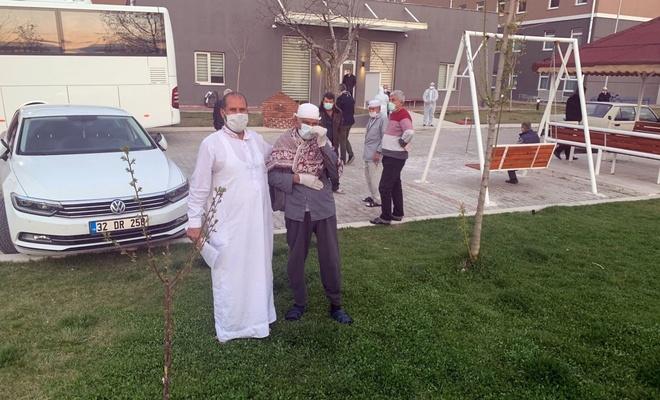 Isparta'da, umreden dönen 39 Korona hastası şifa buldu