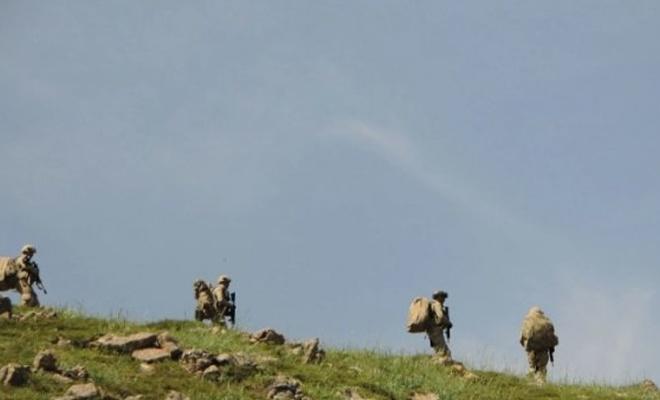 Pençe harekatında 3 asker hayatını kaybetti, 7 asker yaralandı
