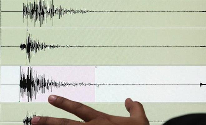 Balıkesir`de deprem!