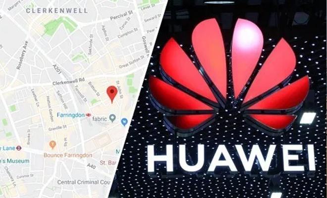 Huawei harita servisi geliştiriyor