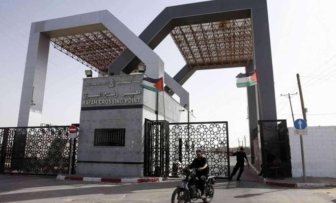 Refah Sınır Kapsı yeniden çift yönlü açıldı