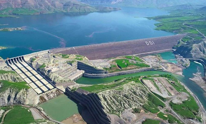 Ilısu Barajı'ndan ekonomiye büyük katkı