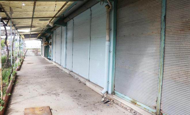 İşyerleri kapalı olan esnaf elektriklerin kesilmesine tepki gösterdi
