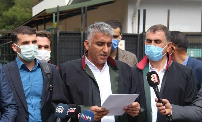Avukatlardan muhtıra içerikli bildiri sahiplerine suç duyurusu