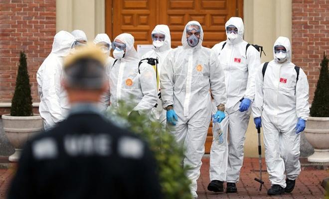 İspanya'da koronavirüs vakalarında rekor artış