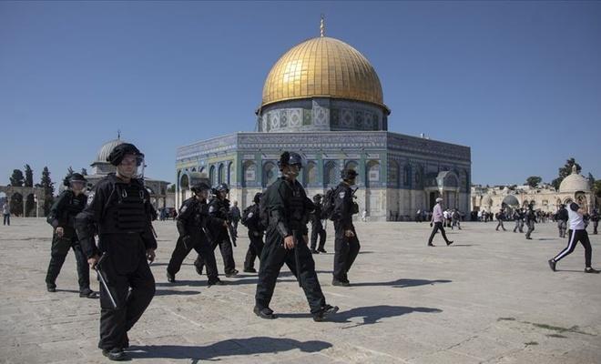 Uluslararası Kudüs Vakfı'ndan Mescid-i Aksa'yı savunma çağrısı