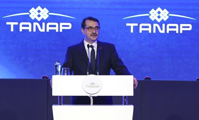 TANAP, enerji geleceğine büyük katkı
