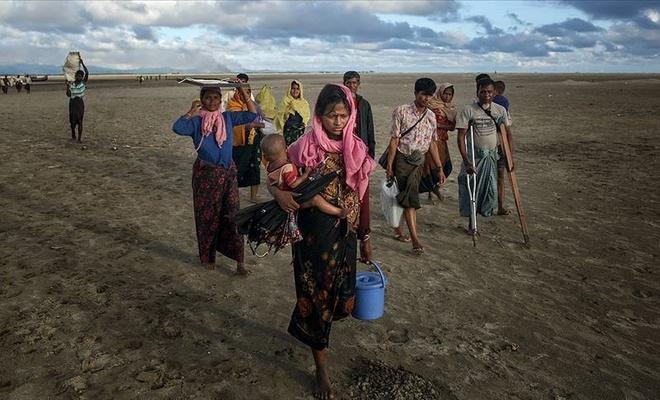 Bangladeş'ten uluslararası topluma Arakan krizinde daha etkili rol oynaması çağrısı