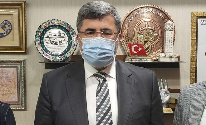 Milletvekili Özkaya'nın Coronavirus testi pozitif çıktı