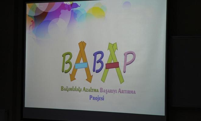 """Isparta MEM """"Başarının arttırılması ve Bağımlılığın Azaltılması Projesi""""ni tanıttı"""