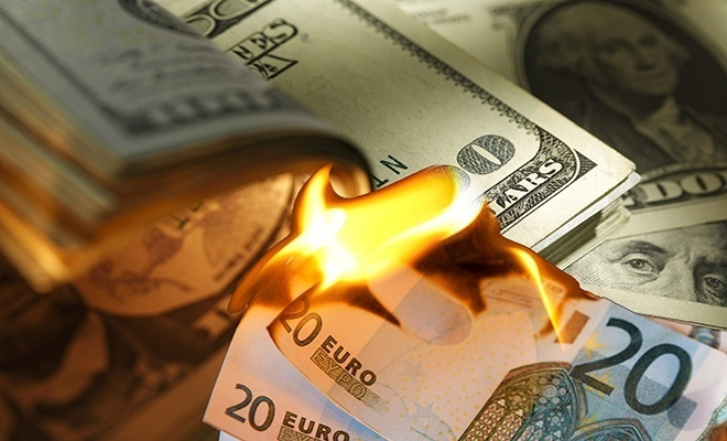Dolar ve euro haftanın ilk gününe böyle başladı