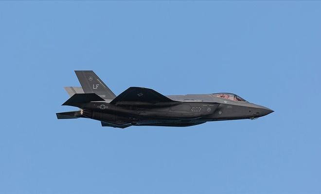 ABD lütufta bulunur gibi silah satıyor BAE'ye F-35 İşgalci Siyonist'e F-22