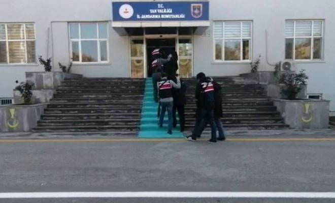 Van ve Siirt'te PKK operasyonu: 8 gözaltı