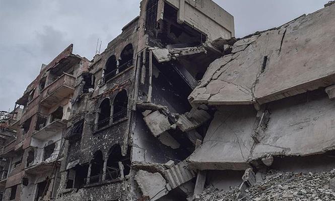 Baas rejiminin Doğu Guta saldırıları: 17 ölü