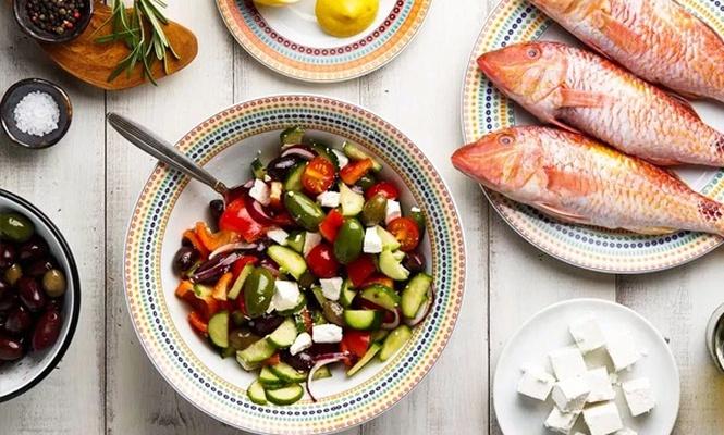Yılın en iyi diyeti seçildi: Akdeniz diyeti