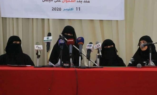 """Yemen'de """"Kadın ve Çocuk Hakları İhlalleri"""" konulu konferans düzenlendi"""