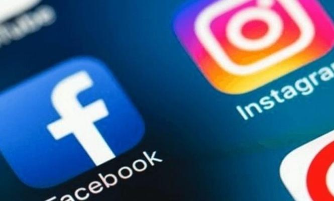 Facebook ve Instagram dünya genelinde çöktü