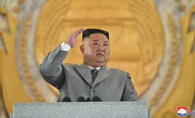 Kim Jong-un halktan ağlayarak özür diledi