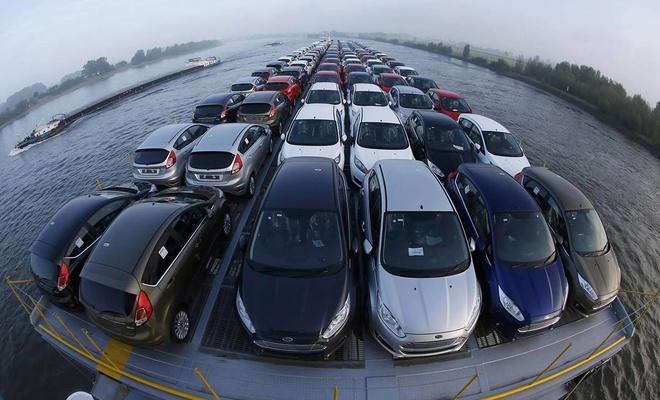 En fazla ihracat otomotiv sektöründe gerçekleşti
