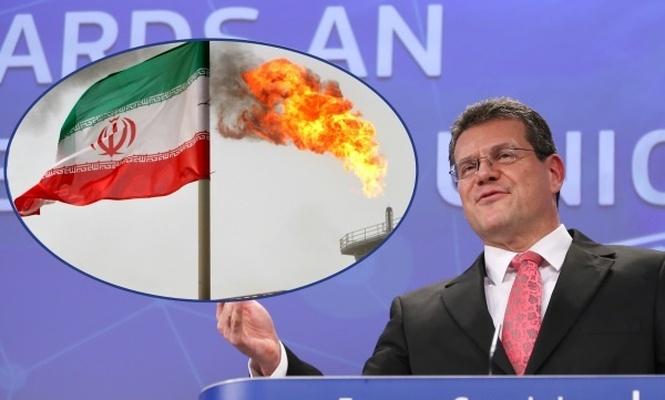 AB İran doğalgazına yöneldi