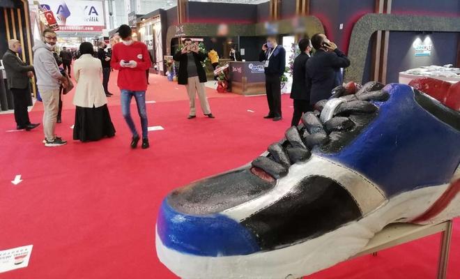 Ayakkabı fuarı sektöre moral oldu
