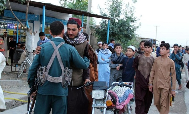 Afganistan ateşkesine dair Taliban'dan açıklama