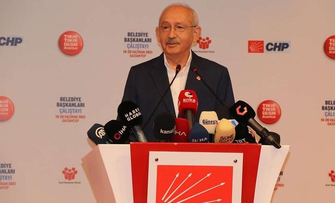 CHP Genel Başkanı Kemal Kılıçdaroğlu, Gaziantep'te konuştu