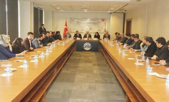 Irak`a ihracatta yaşanan sorunlar masaya yatırıldı