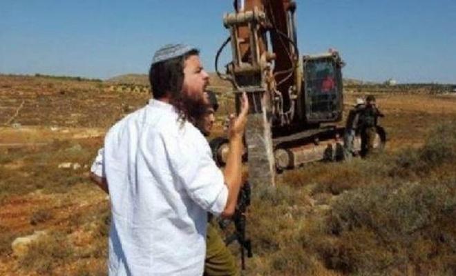 Siyonist işgal yerleşimci teröristlerin eli ile genişliyor
