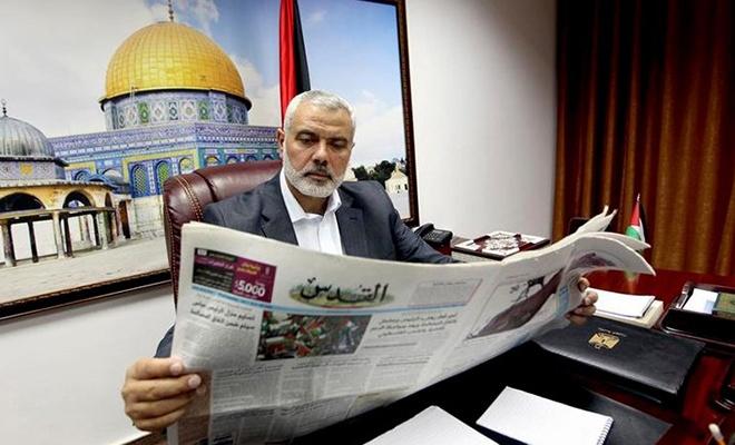 """Gazze'de """"gazeteler kurudu!"""""""