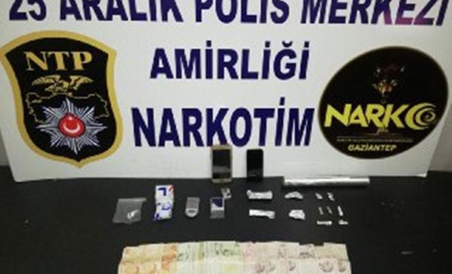 Asayiş denetimlerinde aranan 130 şüpheli yakalandı