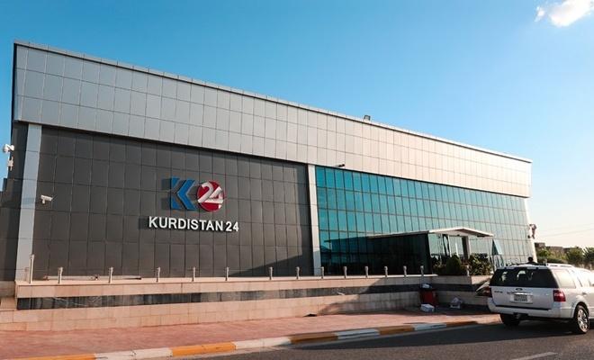 """""""Basın Özgürlüğü"""" narası atan PKK, K24'ü kapattı!"""