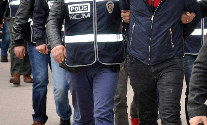 DEAŞ'a yönelik eş zamanlı operasyonda 14 zanlı tutuklandı