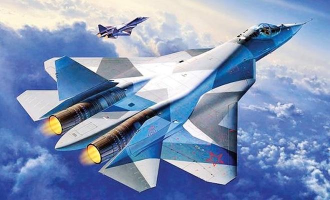 TBMM Başkanı Şentop: Rusya'dan Su-57 alabiliriz
