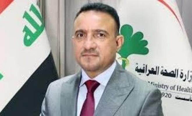 Irak Sağlık Bakanı istifa etti.