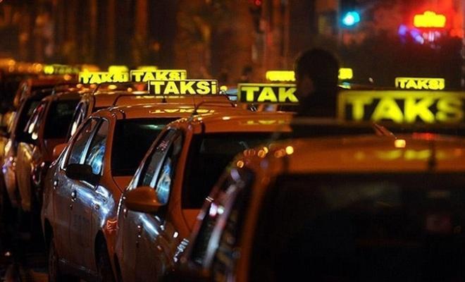 İstanbul'da yolcu seçip, kısa mesafe gitmeyen taksiciler fena yakalandı