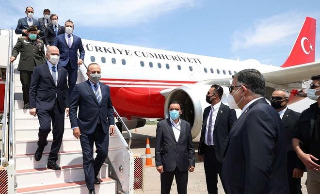 Türkiye'den üst düzey heyet Libya'yı ziyaret ediyor
