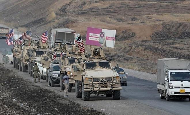 Irak'tan 'Suriye'den gelen ABD askerlerine dair açıklama