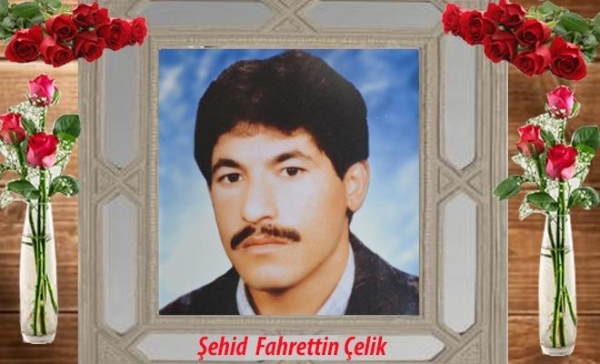 Şehid Fahrettin Çelik