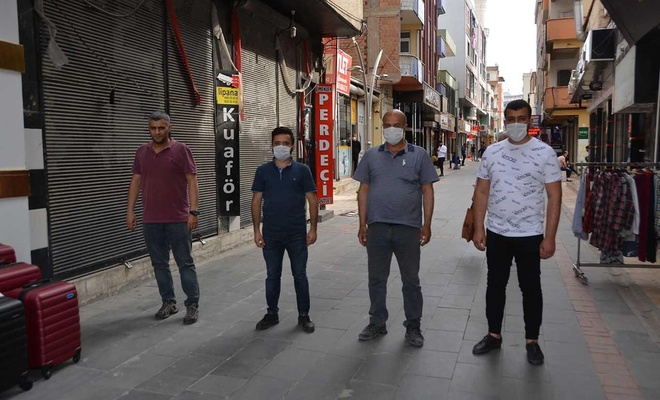 Hasankeyf Şemsiyeli Sokağı Derneğinden 'Tıp Fakültesi' talebi