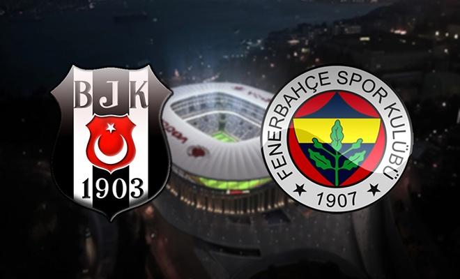 Rakamlarla Beşiktaş-Fenerbahçe rekabeti