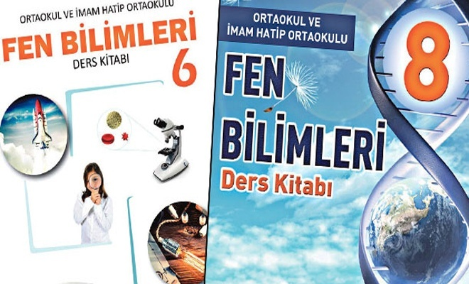 Fen Bilgisi kitapları 'dinsizlik' aşılıyor