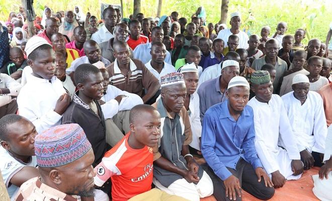 Emine Ayşe Mugua, Ugandalı Müslümanlara sahip çıkılması çağrısında bulundu