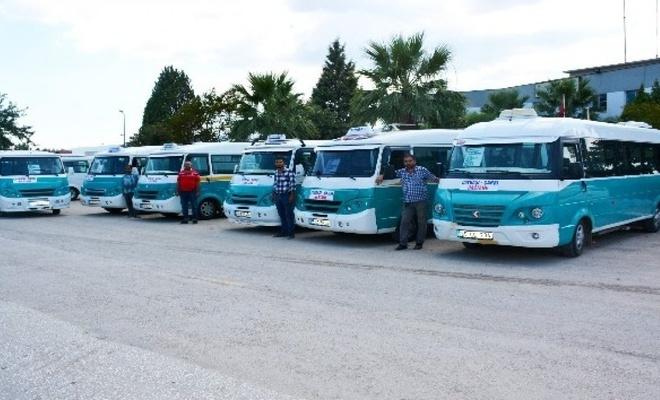 İzmir'de minibüslere yüzde 25 zam yapıldı