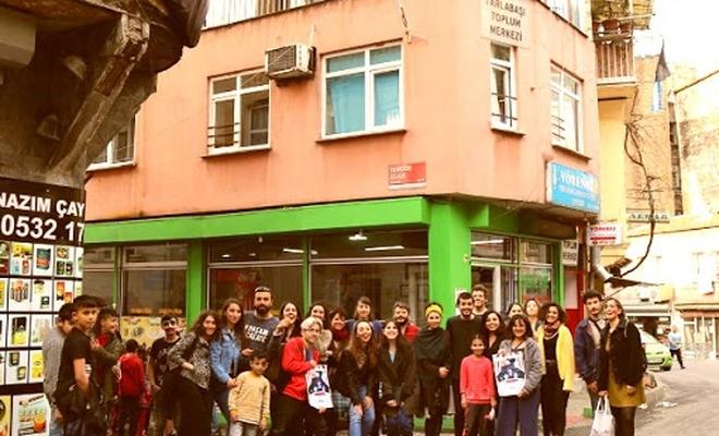 İstanbul'un göbeğinde çocuklara sapkınlık eğitimi!