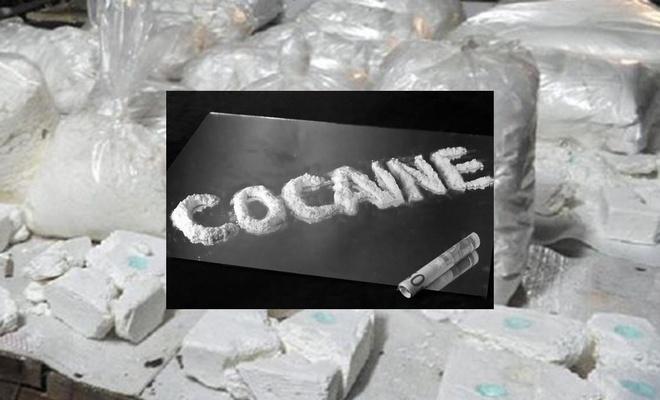Karayip adalarından Yunanistan'a getirilen 1,2 ton kokain ele geçirildi